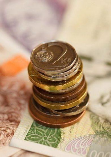 Finanční poradenství koruna